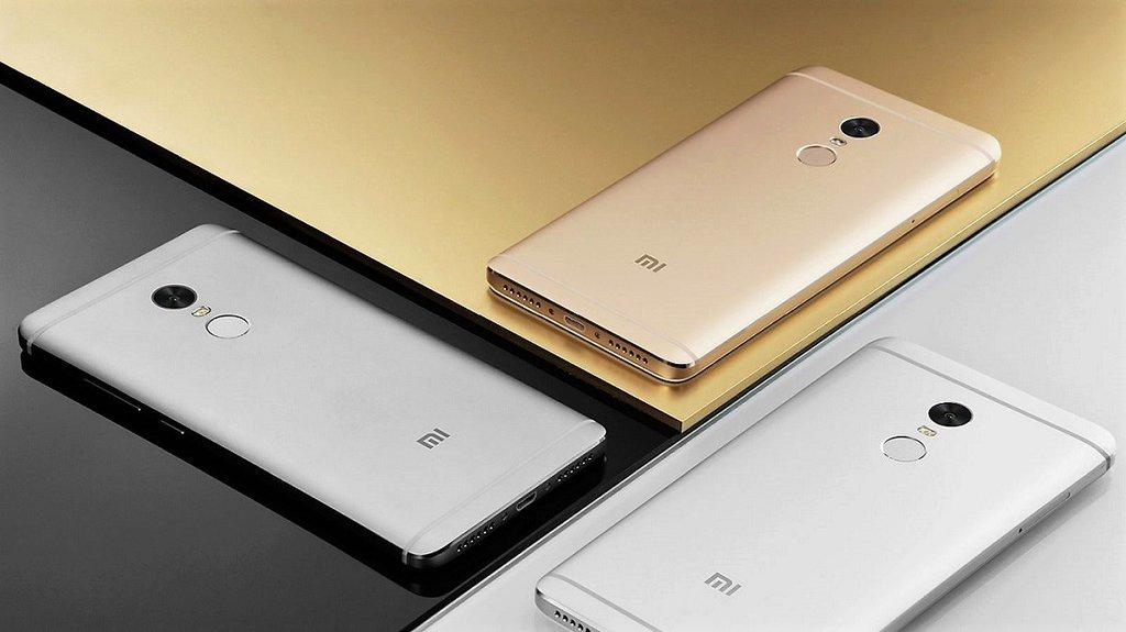 Xiaomi Redmi Note 4 / fot. producenta