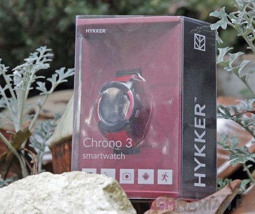 Hykker Chrono 3 / fot. gsmManiaK.pl