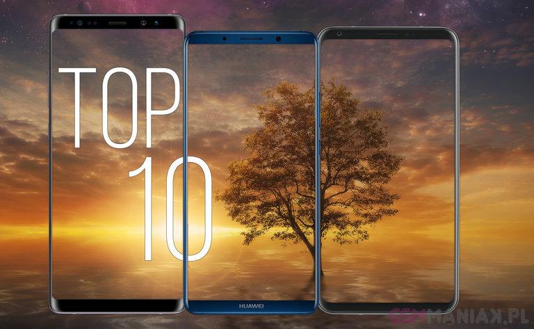 TOP10 smartfony bez ramek 2