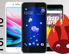 TOP-10 najwydajniejszych smartfonów wg AnTuTu (październik 2017)