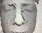 Mapa twarzy w iPhone X wcale nie jest bardzo dokładna