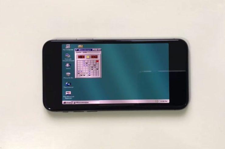 fot. iPhone X