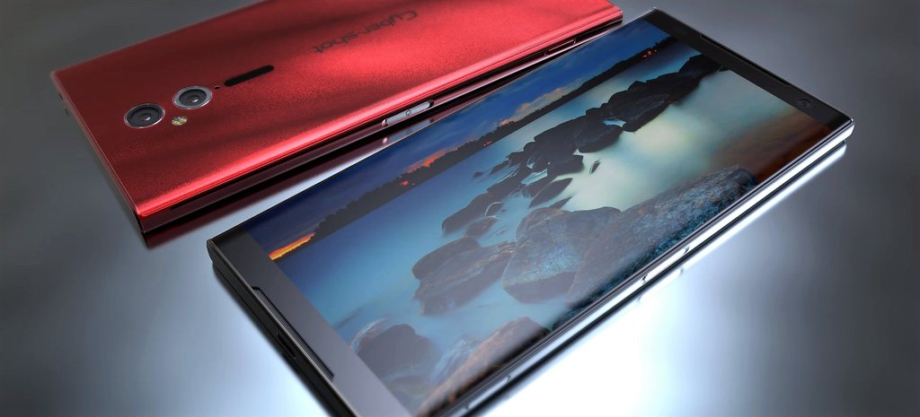 Pomysł na Sony Xperia Cyber-Shot / Fot. Concept Creator