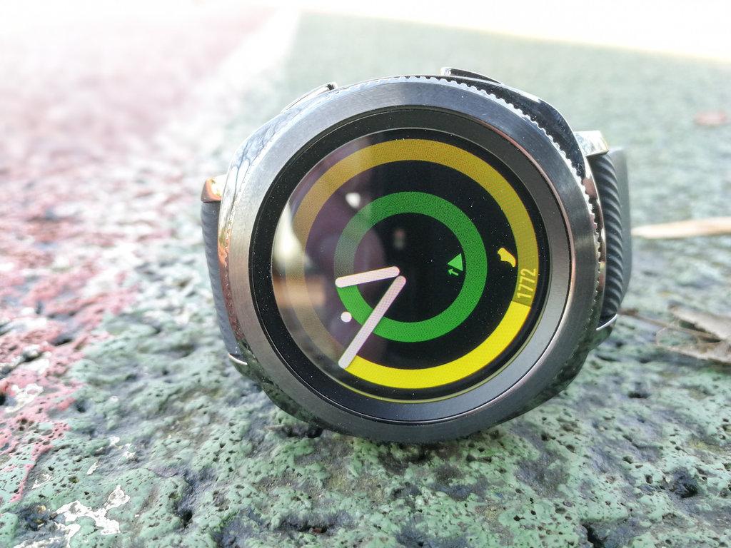 Samsung Gear Sport/ fot. gsmManiaK.pl