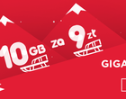 Virgin Mobile: 10 GB za 9 zł