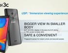 Tak tani, a z ekranem 18:9? Co z tego, skoro Alcatel 3C byłby kiepski nawet w 2015 roku