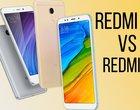 Xiaomi Redmi 5 czy Xiaomi Redmi 4? Porównanie najlepszych z najtańszych