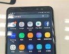 Samsung Galaxy A8+ (2018)/Galaxy A7 (2018) z Infinity Display na zdjęciach