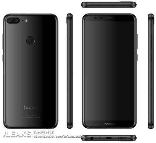 Honor 9 Lite/ fot. Slashleaks
