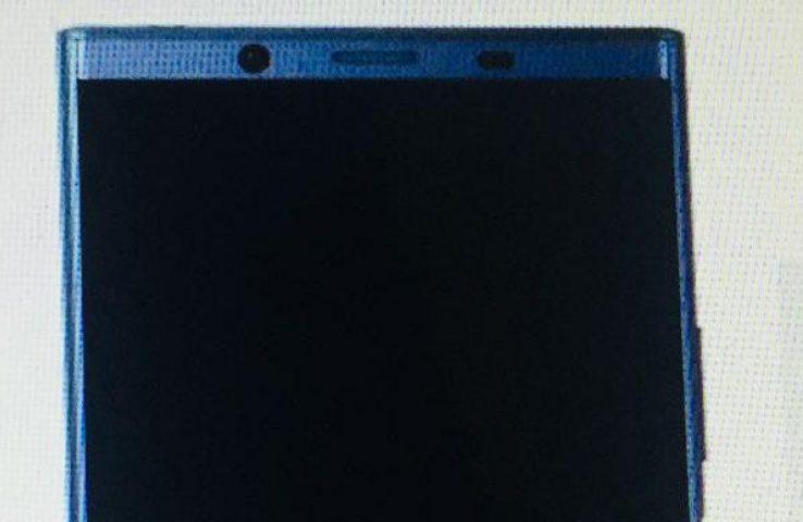 Sony Xperia XZ2/ fot. Slashleaks