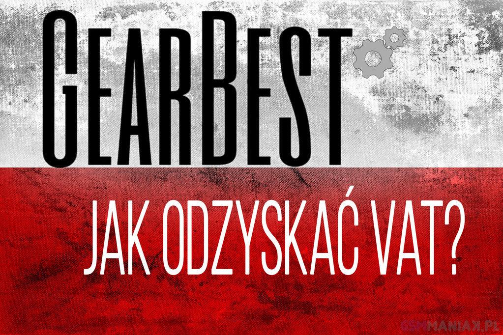 GearBest Polska VAT 2018
