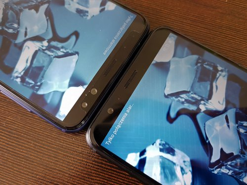 Honor 7X vs Huawei Mate 10 lite / fot. gsmManiaK.pl