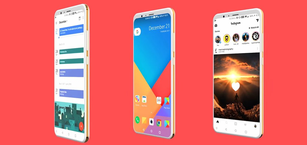 Xiaomi Mi 7 - koncept z kanału You Tech