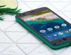 Sharp Aquos S3 z czystym Androidem oficjalnie. Google Pixel dla oszczędnych