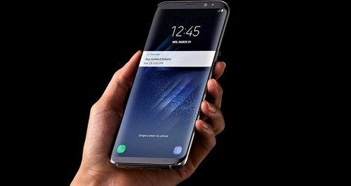 Samsung Galaxy S8 / fot. Samsung
