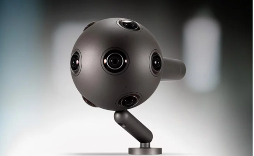 Nokia Ozo With 8 Lenses / fot. GizmoChina