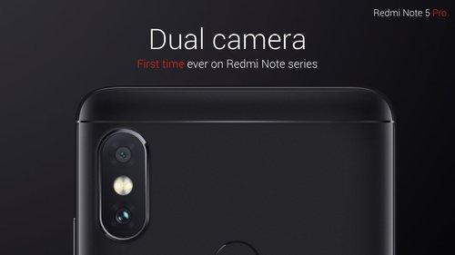 Podwójny aparat / Fot. Xiaomi