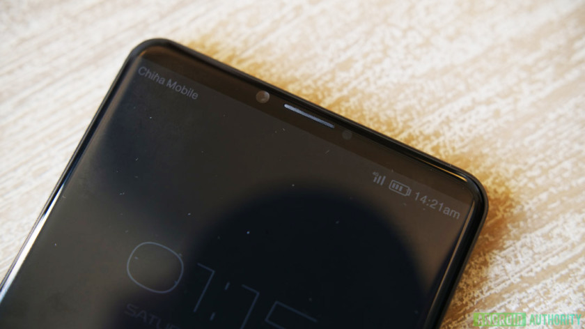 Prototyp Huawei P20 / fot. Android Authority