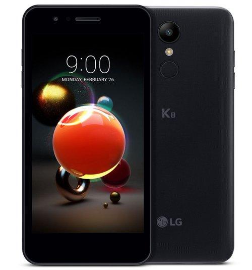 LG K8 (2018) / fot. LG