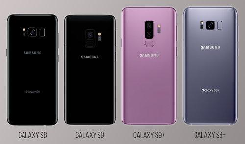Samsung Galaxy S8 S9 S8plus S9plus A