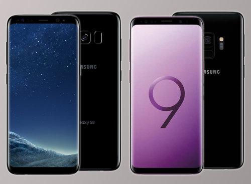 Samsung Galaxy S8 S9