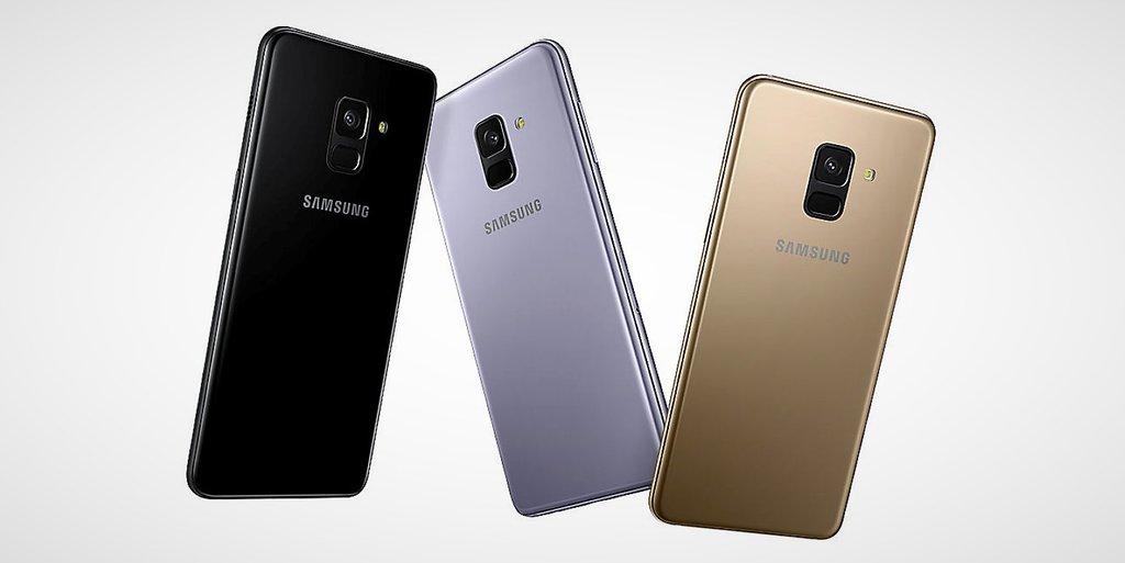 Galaxy A8 / Fot. Samsung