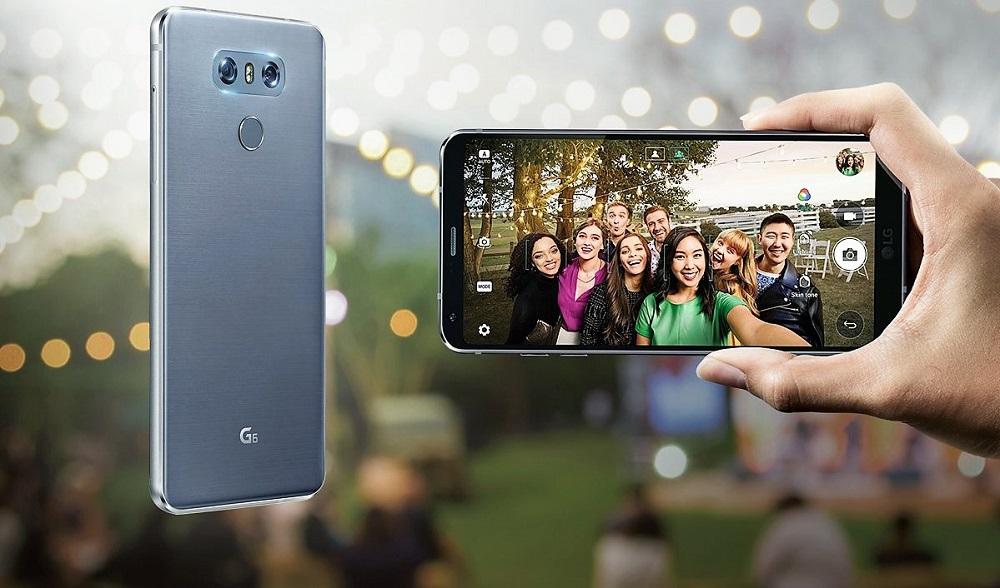 LG G6 / fot. LG