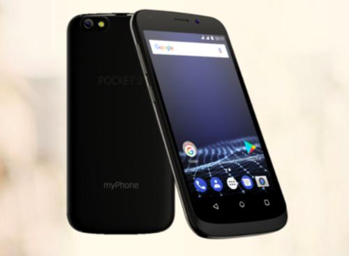myPhone Pocket/ fot. myPhone