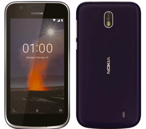 Nokia 1/ fot. Evan Blass
