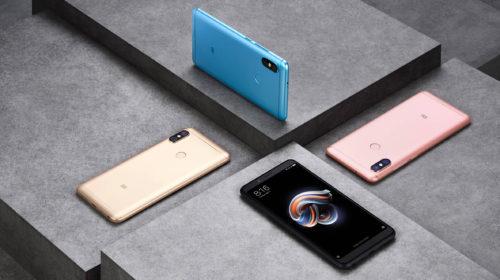 Xiaomi Redmi Note 5 Pro / fot. Xiaomi