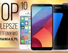 TOP-10 smartfonów, które warto kupić (zima 2018)