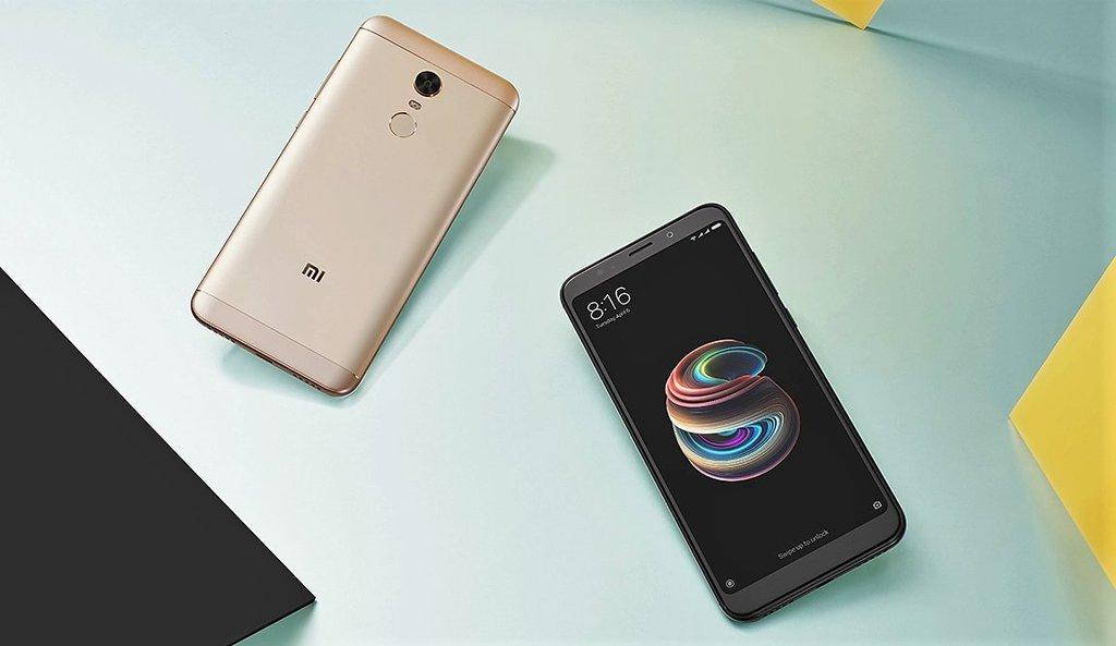 Xiaomi Redmi Note 5 / fot. Xiaomi