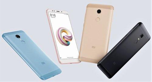Xiaomi Redmi 5 / fot. Xiaomi