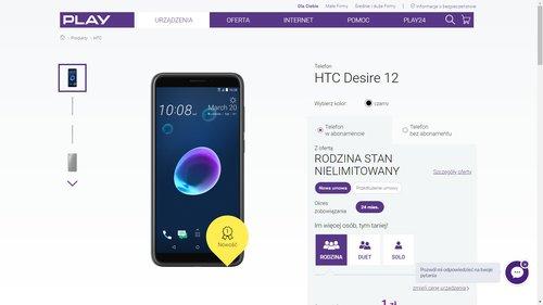 HTC Desire 12 Play