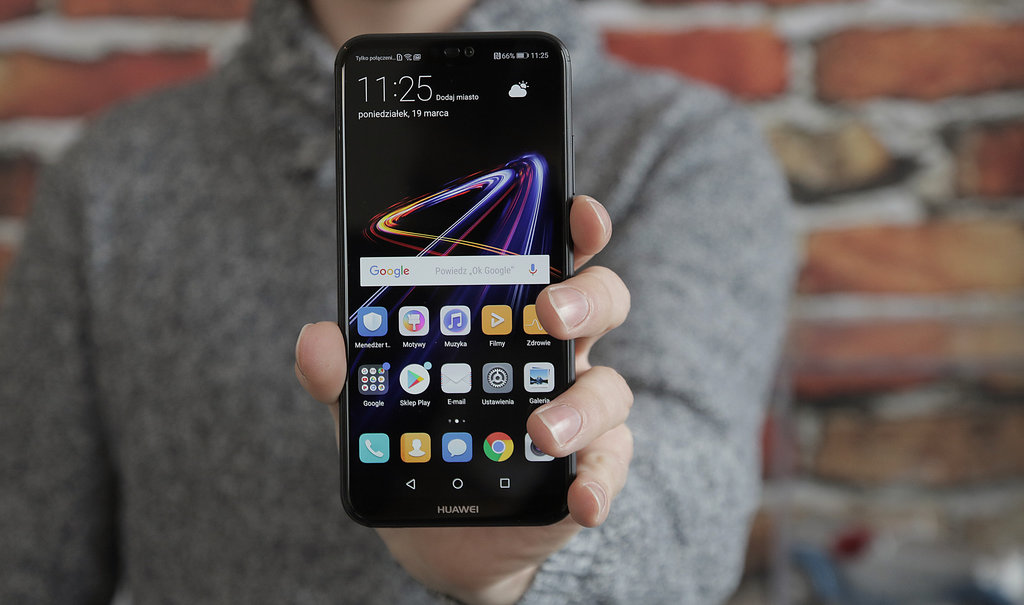 Huawei P20 Lite / fot. gsmManiaK.pl