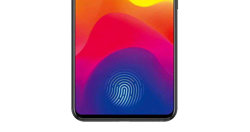 Vivo X21 Screen Fingerprint_2