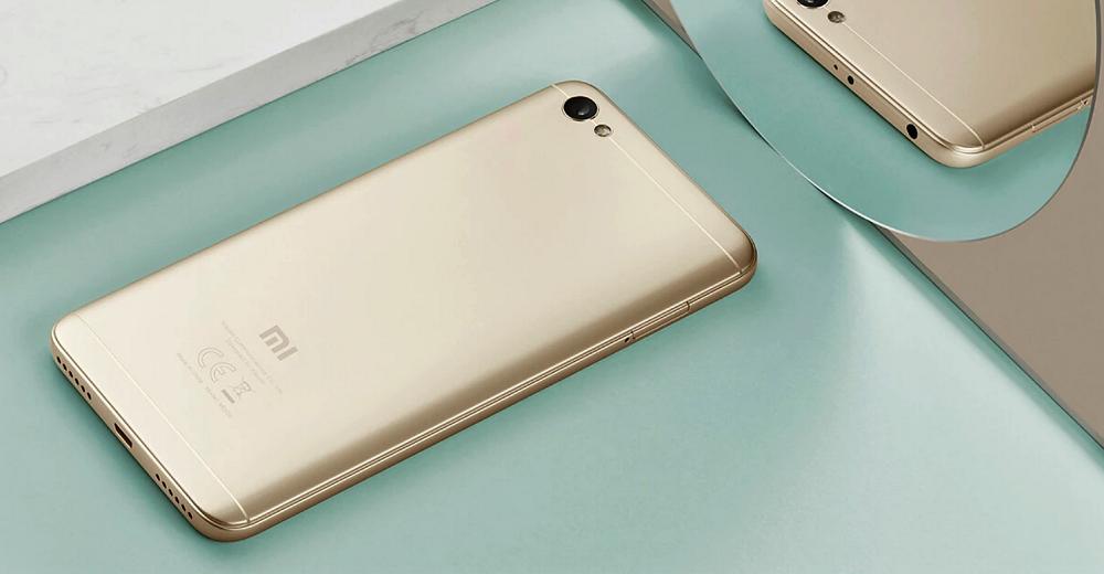 Redmi Note 5A / Fot. Xiaomi