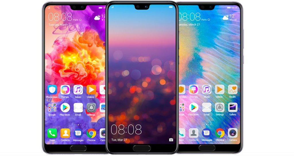 Huawei P20/fot. Huawei