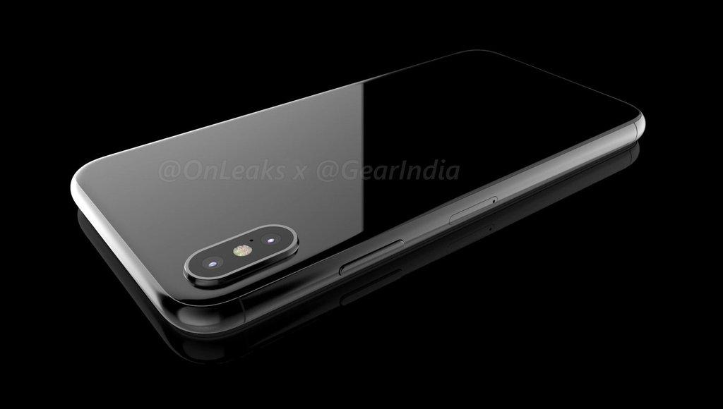 Wizualizacja Huawei P20 Lite / fot. OnLeaks & Gear India