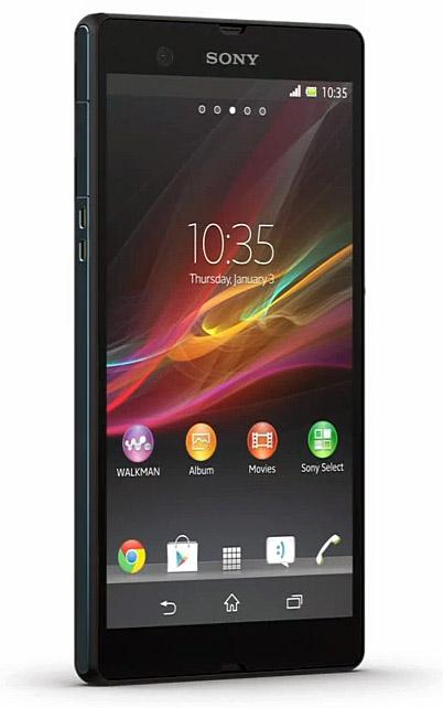 Sony Xperia Z / fot. Sony