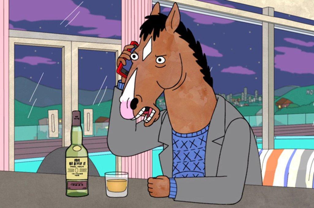 Bojack Horseman / kadr z serialu