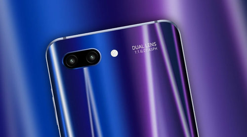 Samsung może zainspirować się kolorami Honor / fot. Honor