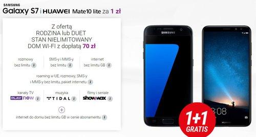 Huawei i Samsun Play