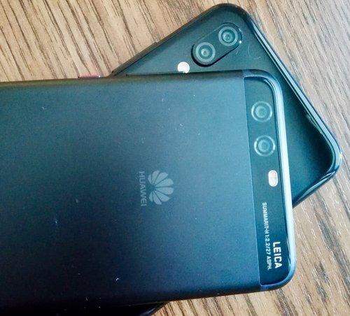 Huawei P10 vs Huawei P20 Lite/ fot. gsmManiaK.pl