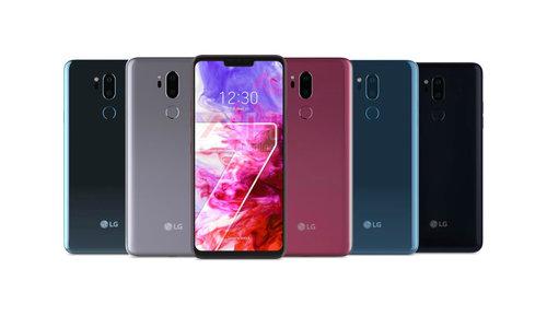 Tak ma wyglądać LG G7 ThinQ / Fot. AH
