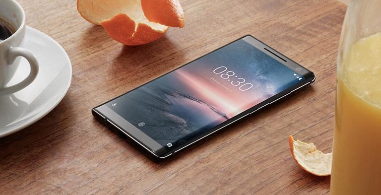Nokia 8 Sirocco / fot. Nokia