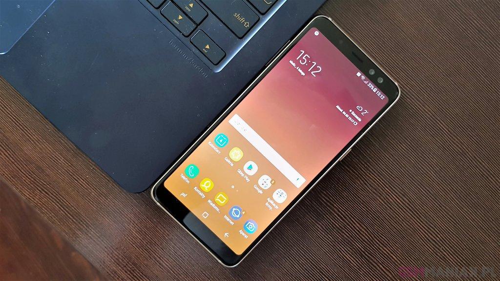 Samsung Galaxy A8 / fot. gsmManiaK