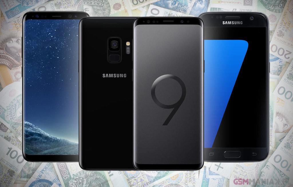 Samsung Galaxy S 789