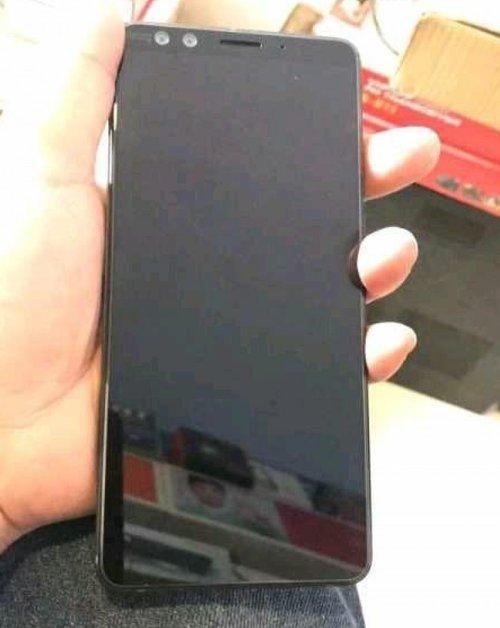 HTC U12+ / fot. SlashLeaks
