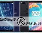 ARCHOS Diamond Omega czy OnePlus 5T
